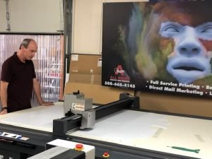 wide format printing for banners